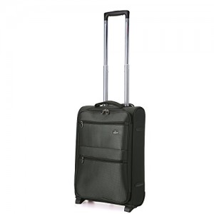 Aerolite-Super-Lightweight-World-lightest-Suitcase-Trolley-Cases-Bag-Luggage-18-21-26-29-32-10-year-Guarantee-18-Olive-2-Wheel-0