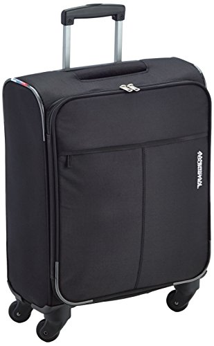 american tourister hand luggage at toulouse 2 0 spinner small 55 cm cabin size 34 liters. Black Bedroom Furniture Sets. Home Design Ideas