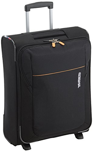american tourister hand luggage san francisco upright small 55 cm cabin size 38 5 liters. Black Bedroom Furniture Sets. Home Design Ideas