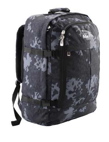 Cabin-Max-Backpack-Flight-Approved-Carry-On-Bag-Massive-44-litre-Travel-Hand-Luggage-55x40x20-cm-Camo-0