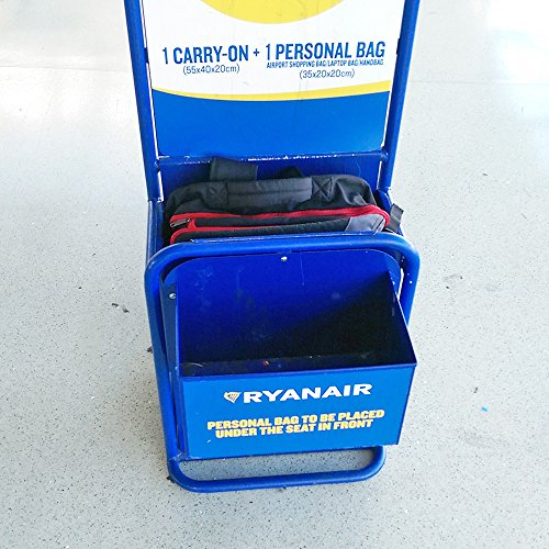 Cabin Max Camden Carry On Luggage includes toiletry bag ...