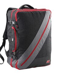 Cabin Max camden black and red