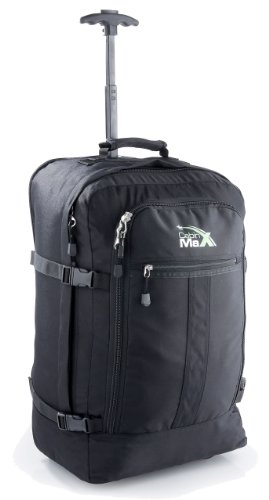 cabin max flight approved lightweight carry on trolley. Black Bedroom Furniture Sets. Home Design Ideas