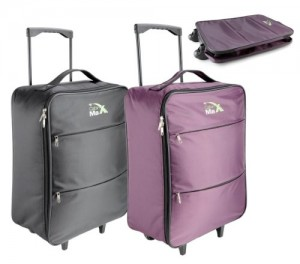 Best lightweight hand luggage for Ryanair