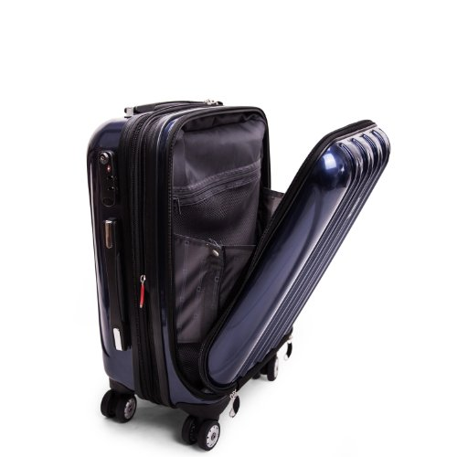 delsey helium aero 4 wheeled hand luggage 55 cm various colours cabin hand luggage. Black Bedroom Furniture Sets. Home Design Ideas