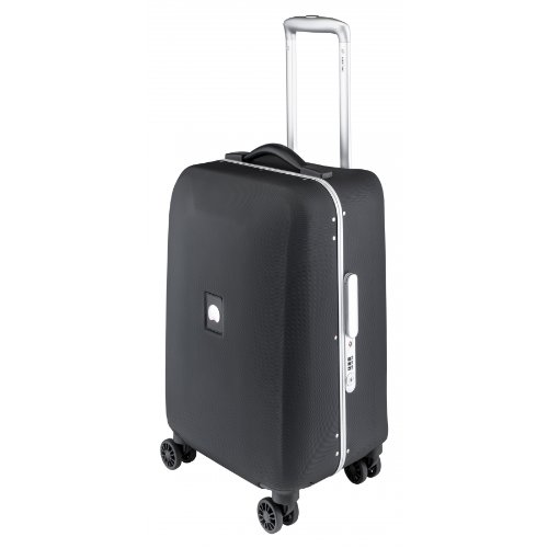 Delsey Honoré 4 Wheels Cabin Trolley side