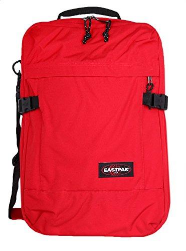 Eastpak travel tote weaber red