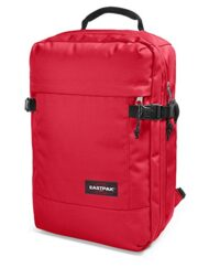 Eastpak travel tote weaber red