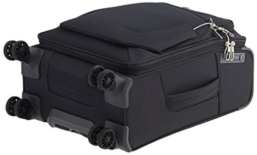 The Samsonite Spark 55 cabin luggage