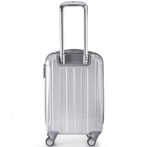 Aerolite 21 Hardshell suitcase silver