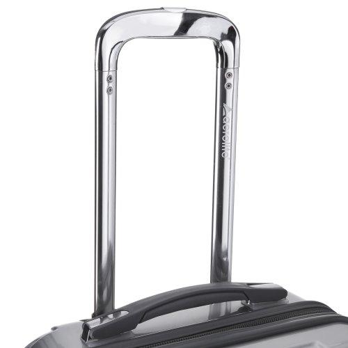 Aerolite Hardshell Suitcase silver