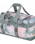NorthFace base camp duffel pink hawaiian sunrise