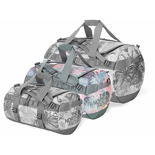 Pink hawaiian sunrise duffel by The North Face