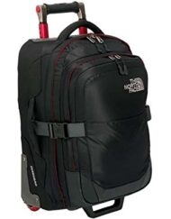 The North Face Overhead Travel Bag black