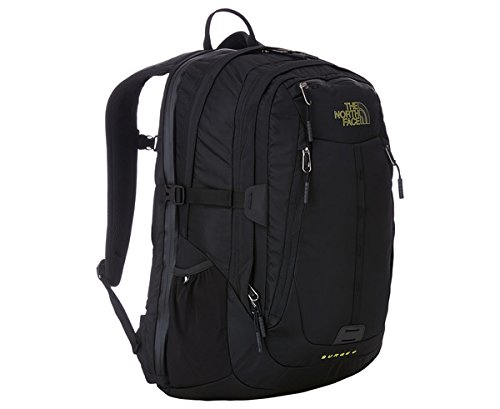 d7667ffeb736 The North Face Surge II Charged Backpack - TNF Black