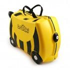 Trunkie ride on suitcase bernard the bee