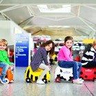 Trunkies ride-on suitcases for kids