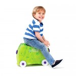 Trunki Trunkisaurus Rex ride-on suitcase
