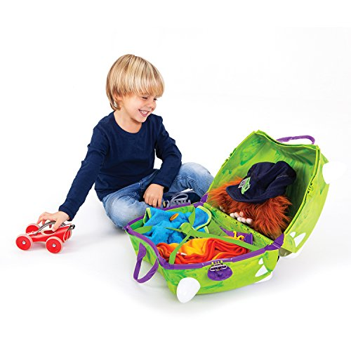 Trunki Trunkisaurus Rex 3 in 1 suitcase