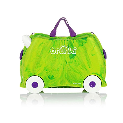 Trunki Trunkisaurus Rex side view