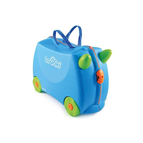 Cheap Trunki ride-on suitcases under £30