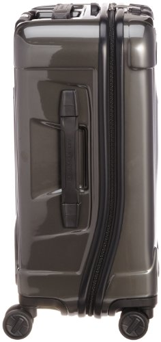 Briggs   Riley Suitcase Torq International Carry-On Spinner 54 cm 36.4  Liters Grey (Graphite) QU121SP-35 - Cabin Hand Luggage 80087b1f3abe1